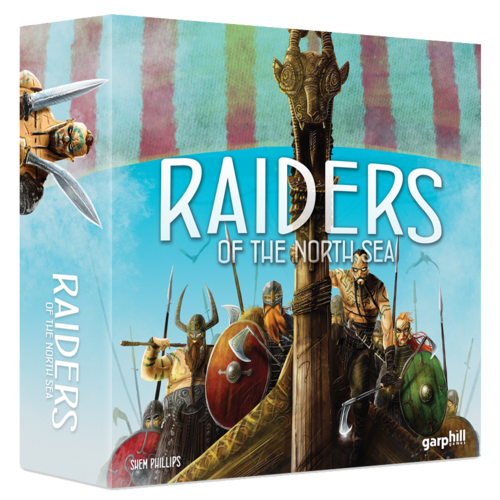 Raiders of the North Sea Australia