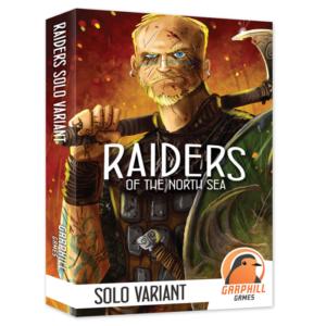 Raiders of the North Sea Solo