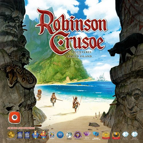 Robinson Crusoe board game review