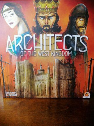 Architects of the West Kingdom box