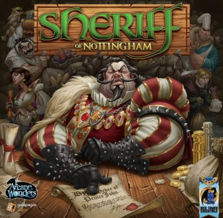 sheriff of nottingham review