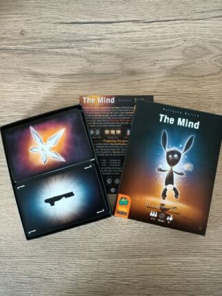 The Mind cards