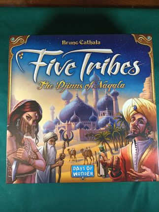 five tribes review