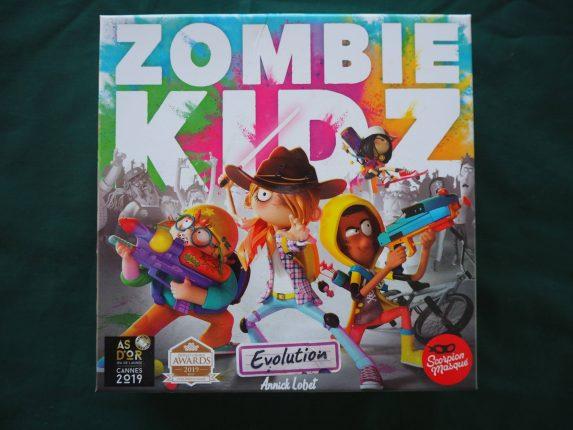 Zombie Kidz review